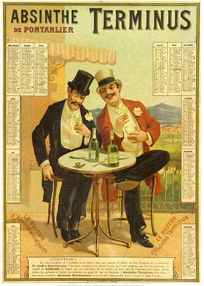 1890 Absinthe