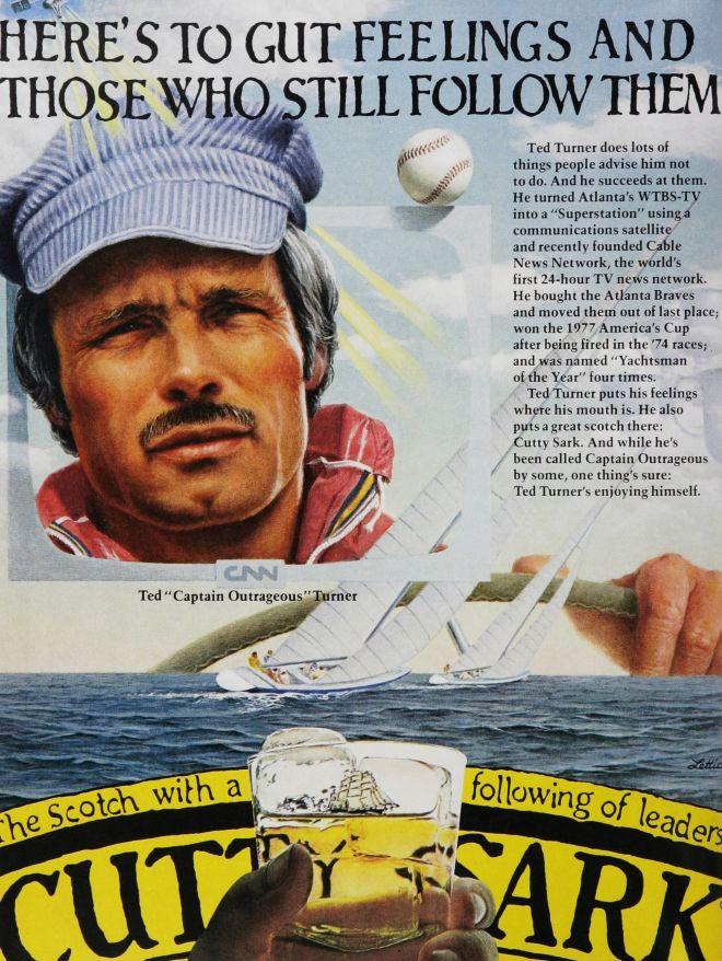 Cutty Sark 1980