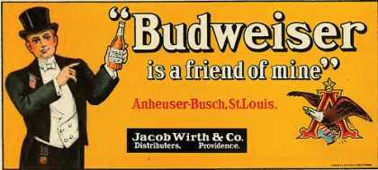 Budweiser 1910