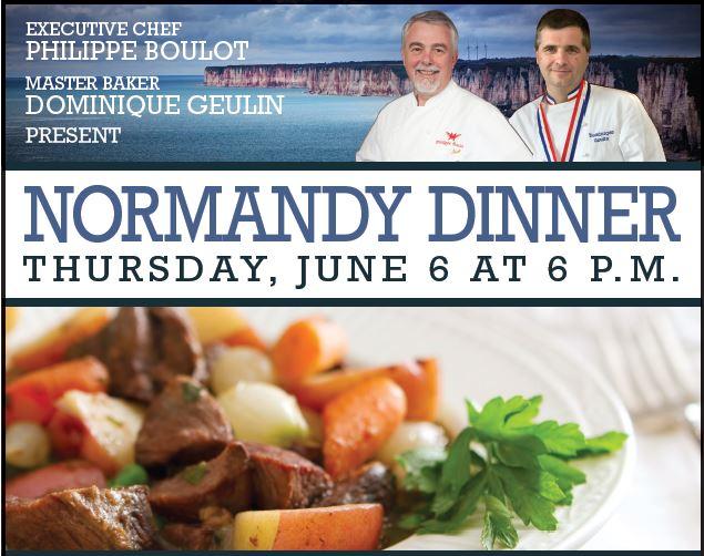 Normandy Dinner 2