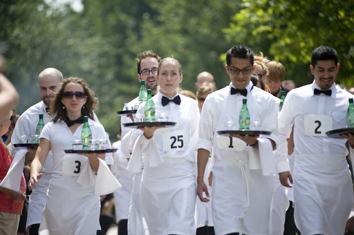WaitersRace