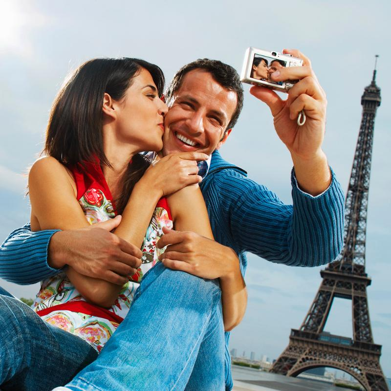 Eiffeltourists
