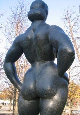 GastonSculpture