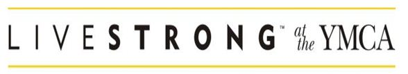 Livestrong YMCA Logo