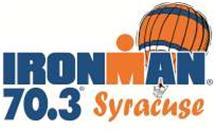 Syracuse 70.3 logo