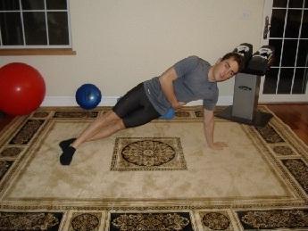 Leg Plank 1