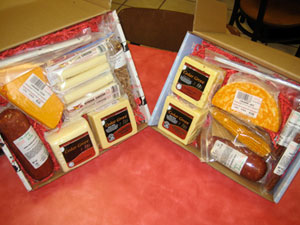 Cheese baskets