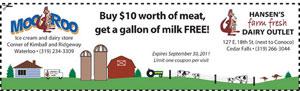 Sept 2011 coupon