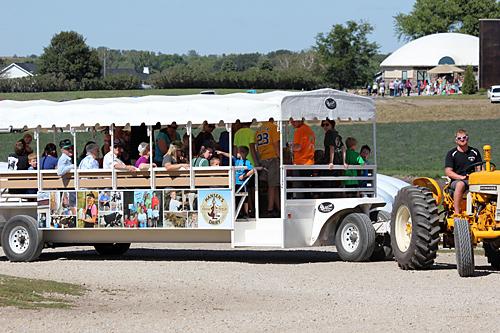 Hansens Farm Crawl-trolley