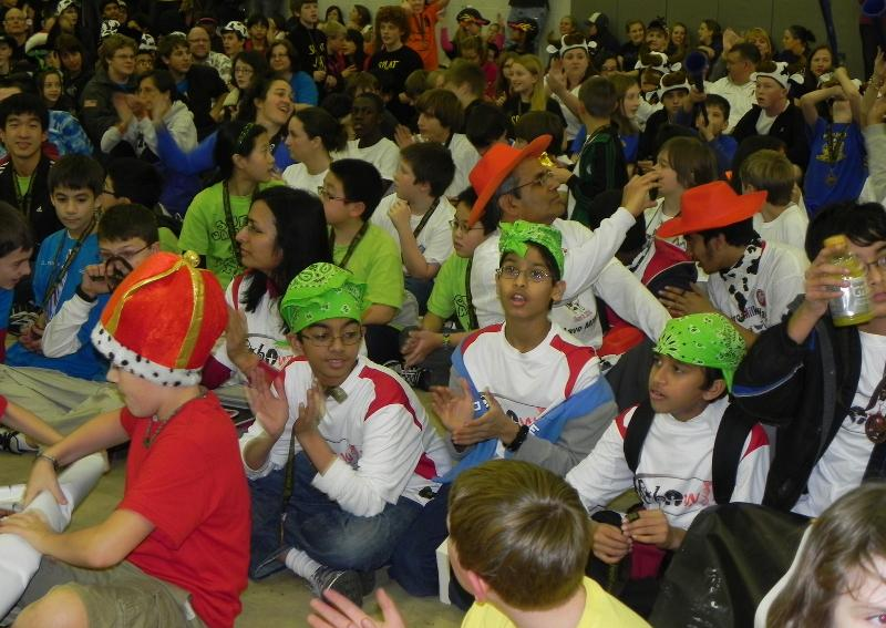 FLL State Competition December 2011