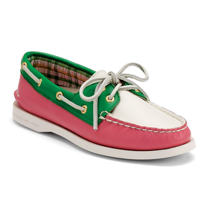 arrivals s sperry topsiders
