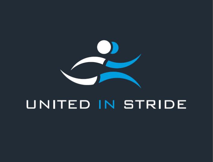 United In Stride logo