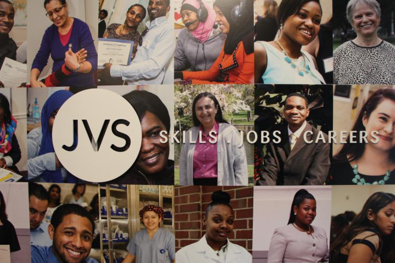 JVS banner