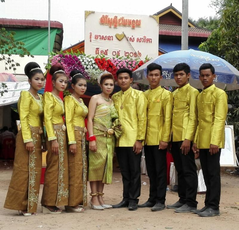Veasna Wedding