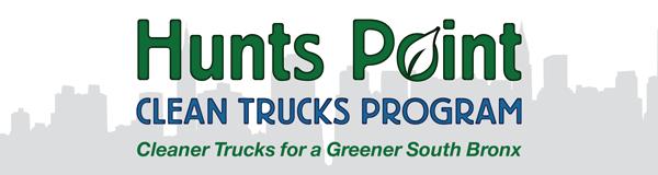 Hunts Point Clean Trucks Program
