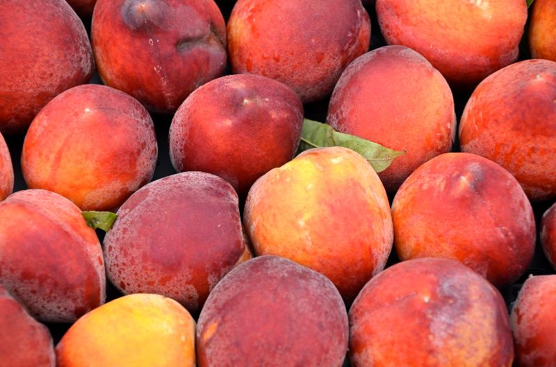 LOCAL PEACHES!