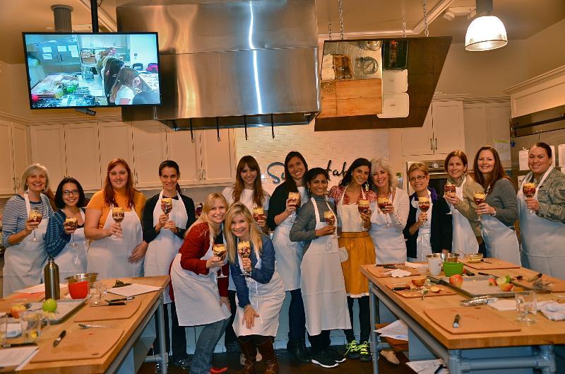 EAT IT RAW CLASS Sur la Table February 2012
