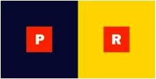 Pr & company logo