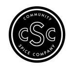 Community Spice Co Logo F'11 NL
