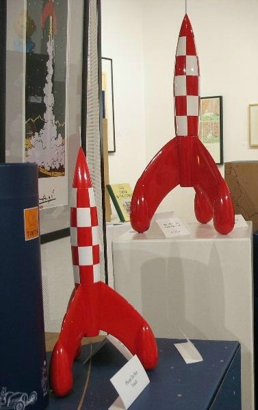 Tintin Event - Rockets