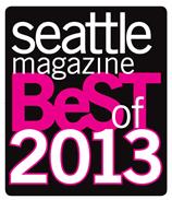 Seattle Magazine Best of 2013