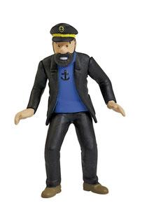 Captain Haddock figurine
