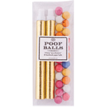 2 Pack Poof balls