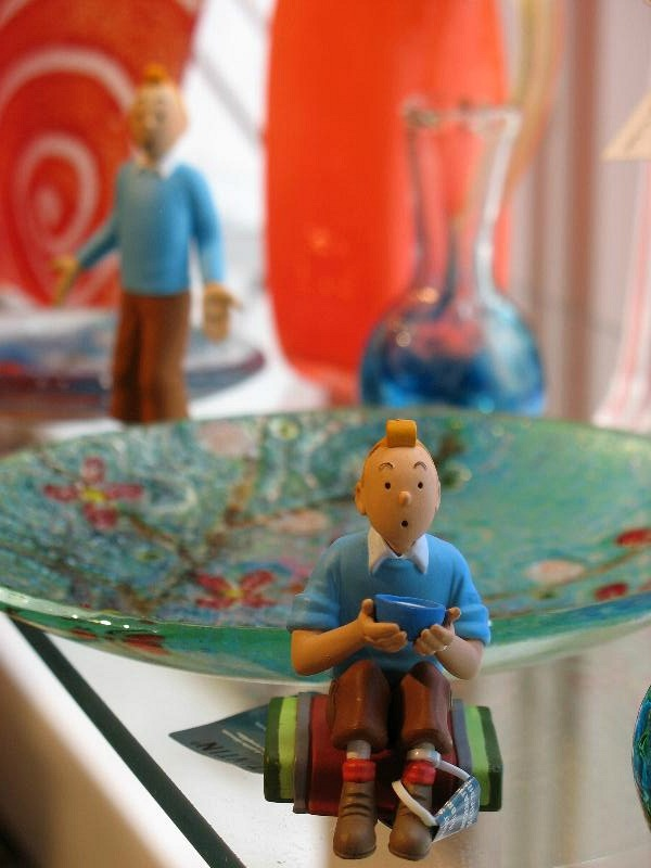 Tintin Double