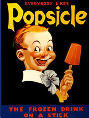Popsicle Ad