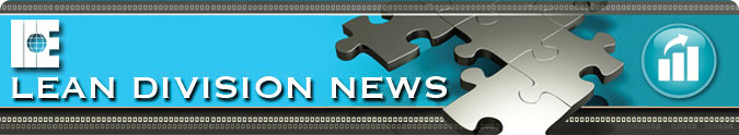 Lean Division News Banner