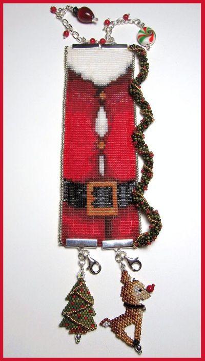 Simonetti Christmas Cuff