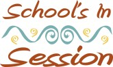 School in session graphic