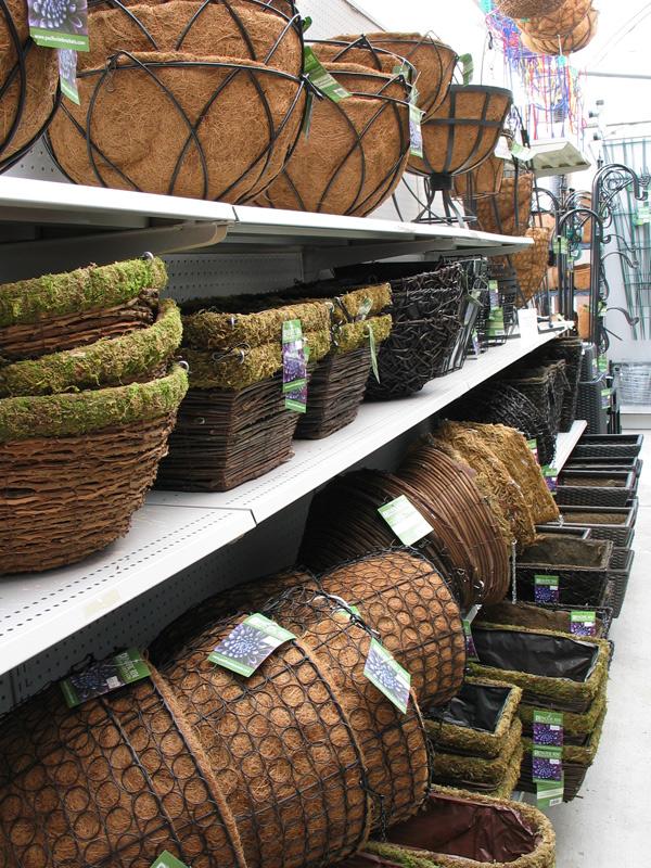 Pacific Rim Basket Display