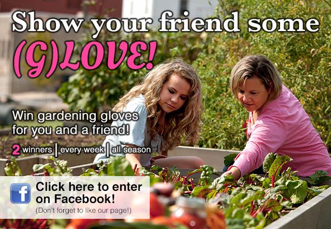Greenery Garden Glove Giveaway
