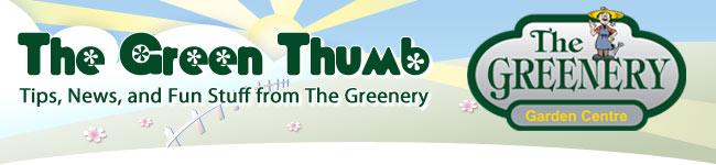 The Greenery Header