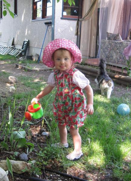 Best Kids Garden - Public Vote - Mary Read