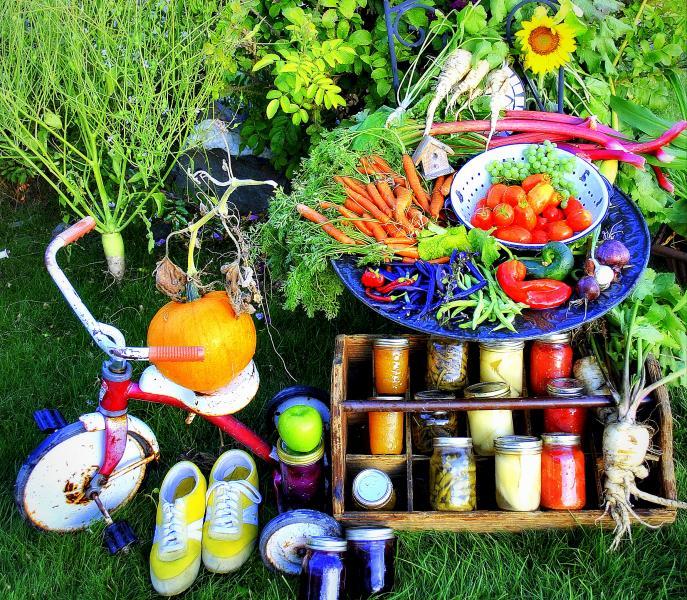 Best Fall Fair Vegetable - Staff Vote - Tina Knooihuizen