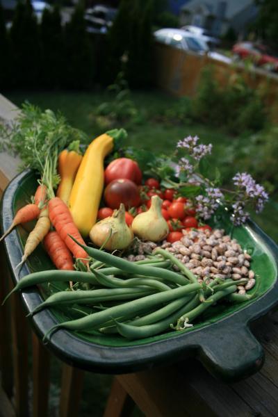 Best Fall Fair Vegetable - Public Vote - Betty Gordon