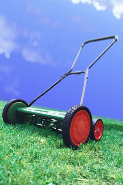 Scott's Environmental Mower