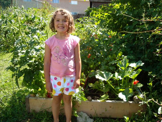 Best Kids Garden - Jennaray
