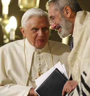 Benedict & Di Segni