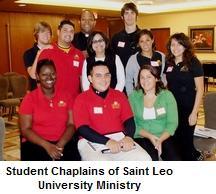 Student Chaplains of Saint Leo University Ministry