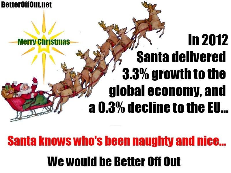 BOO 2012 Merry Christmas