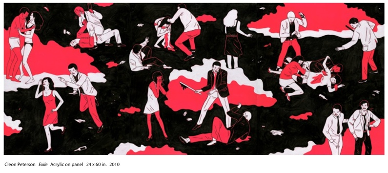 Cleon Peterson Exile