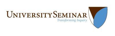 University Seminar logo