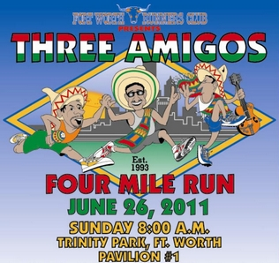 Three Amigos Run Image
