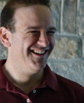 ComedyFix host -- comedian Jason P. Lorber