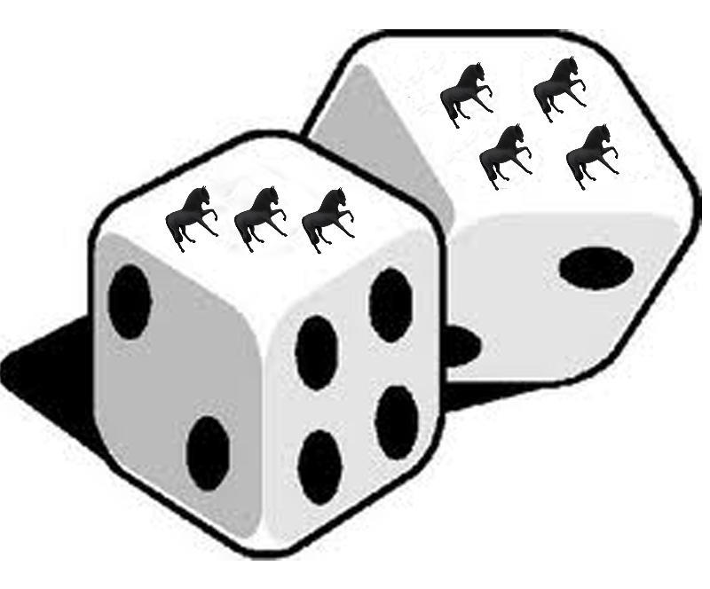 horse dice