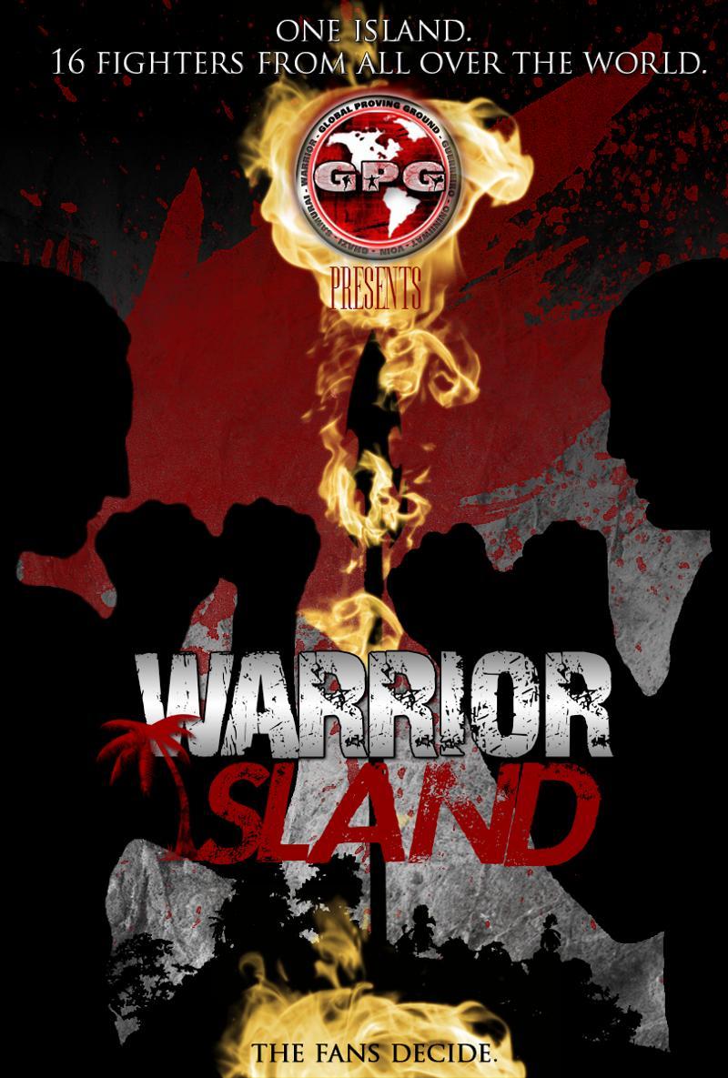 Warrior Island Poster