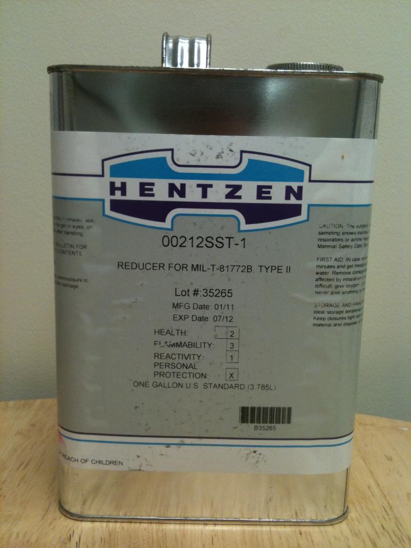 hentzen thinner type II